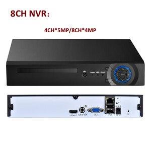 Image 2 - Azishn 8ch/16ch/32ch cctv nvr 4mp 5mp 1080 p 보안 h.265/h.264 네트워크 감시 비디오 레코더 hdmi vga ftp 3g xmeye