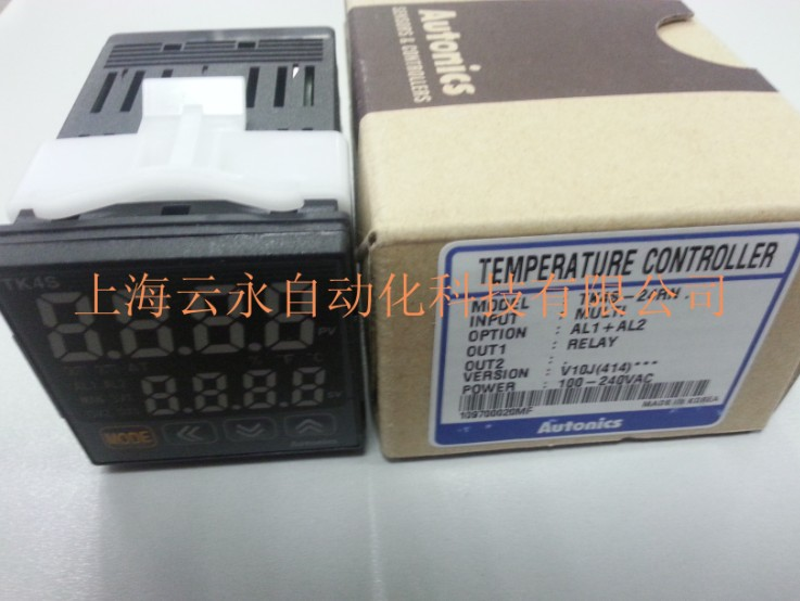 New original authentic TK4S-24RN  Autonics thermostat temperature controller new original authentic cylinder cdq2wb32 30d