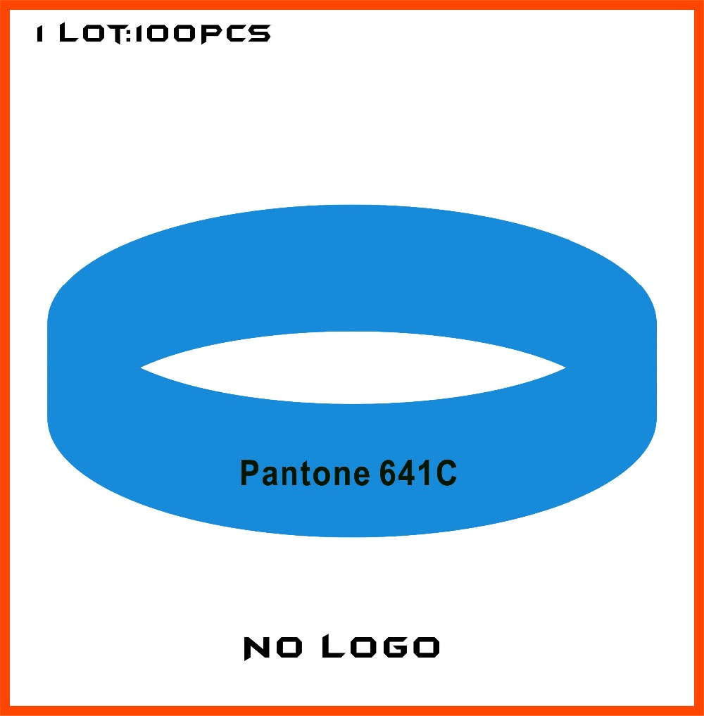 Lot Free Shipping High Quality Pantone 641c Custom Rubber Bands For  Promotional Gifts B869
