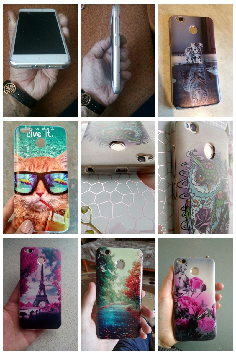 Case Xiaomi Redmi 4X Cover