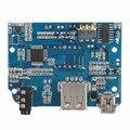 DC3.3-5V TF FM USB MP3 Формат Декодер Доска LN4863 Двухканальной 3 Вт * 2 Усилитель Модуль Декодирования Аудио Плеер