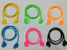 100% silicone OK hand type eyeglass stretchy cord spectacle chain string lanyard eyeweare retainer
