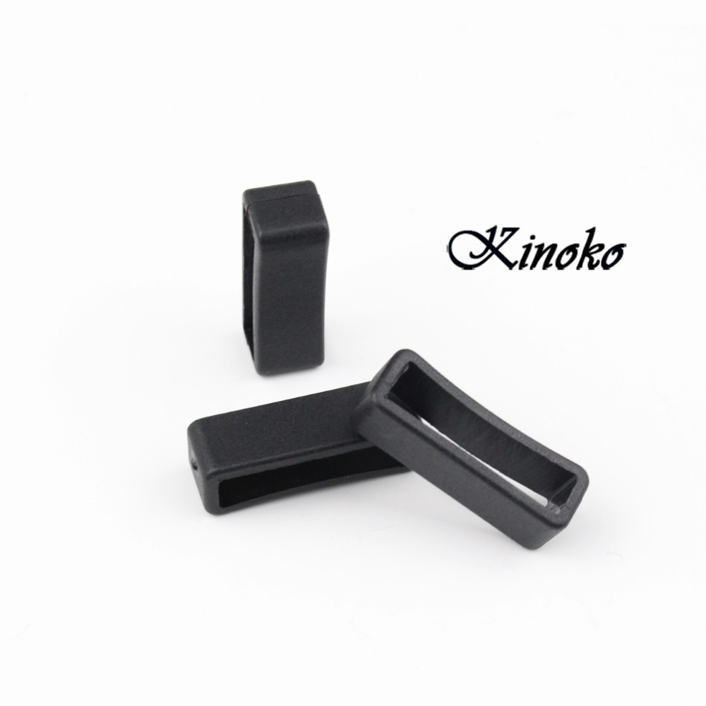 10pcs/pack 1 Black Plastic Slider Tri Glide Adjustable Buckles Webbing Size 25mm Arts,crafts & Sewing Home & Garden