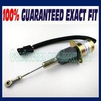 New RE53507 Fuel Shutoff Solenoid 4955 4560 4760 4960 644G Loader For John Deere