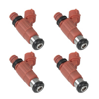 DWCX CDH210 INP771 4pcs Fuel Injector For Chevrolet Tracker Yamaha Outboard Mitsubishi Eclipse Galant Mirage Chrysler Sebring