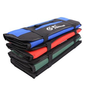 Foldable Tool Bag Roll Pouch E