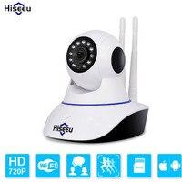 Hiseeu 720P HD Wireless IP Camera Wi Fi Night Vision Wifi Camera P2P IP Network Camera