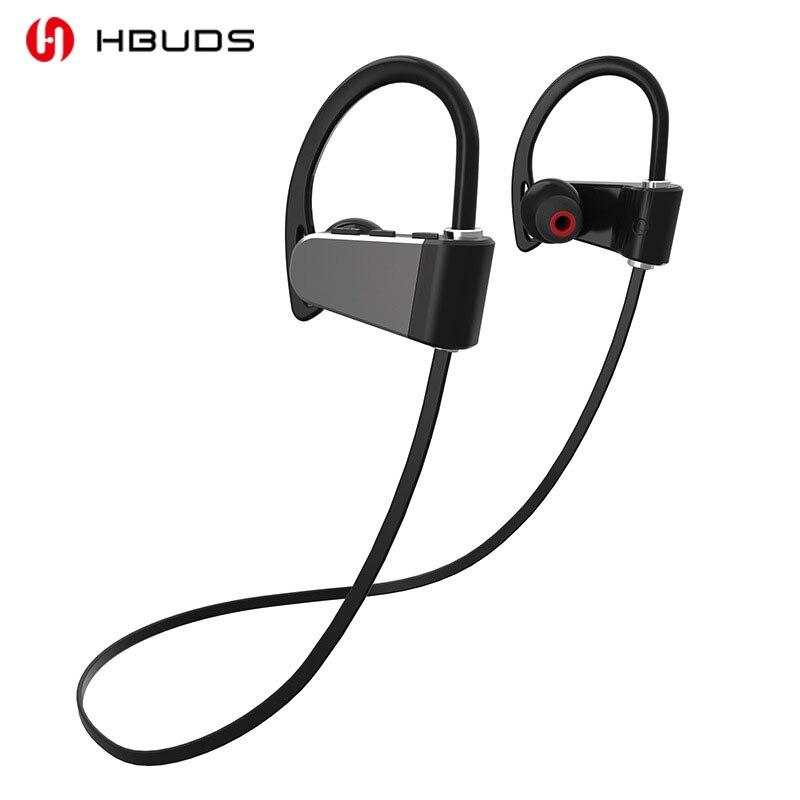Bluetooth Headphones Wireless Sport Earbuds Waterproof IPX7 Deep Bass HiFi Stereo In-Ear Earphones w/ Mic Headsets 8-9 Hrs Z20