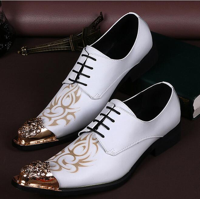 New Handmade Men white Gentleman Luxury
