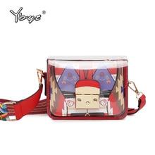 2019 Hotsale Summer Style Transparent Jelly Women Shoulder Bag Fashion Ladies Mini Candy Color Crossbody Purse Composite