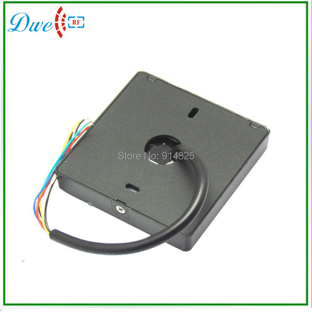 125khz low cost rfid access control system EM  rfid card reader  wiegand 26 bits waterproof outdoor usage