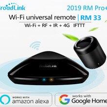 Новейший Broadlink RM Pro+ RM33 RM mini3 умный дом автоматизация wifi+ IR+ RF+ 4G универсальный контроллер для iOS Android