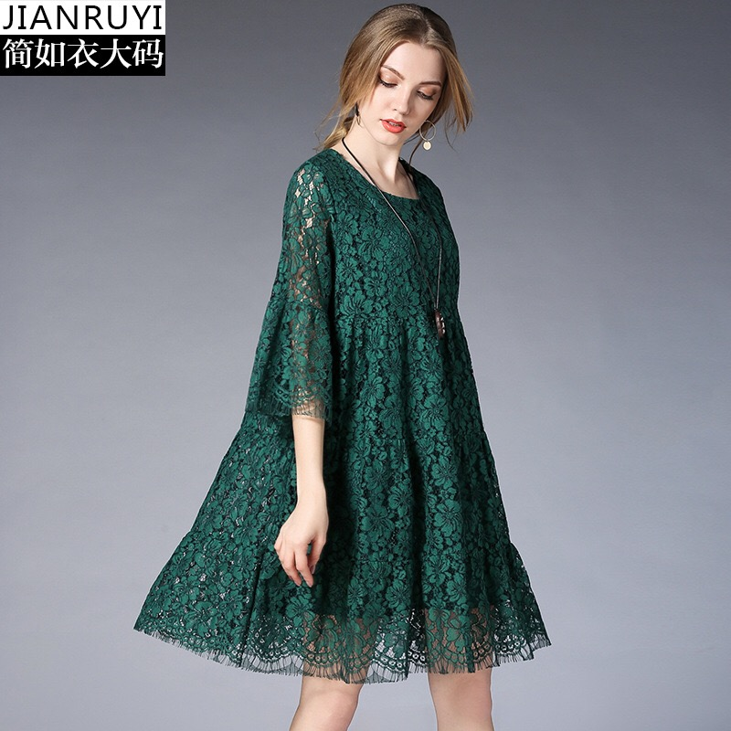 f3cdfda79cddf 2018 Lace Woman Dress Elegant Maternity Dresses Loose Pregnancy Dresses  High Quality Lace Floral Plus Size Europe Style | The Brand Shop