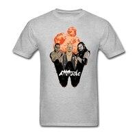 Attitude Wrestling Men S Cheap Sale T Shirt Patriotic Men NOEL Gift Tee Shirts Short Tee