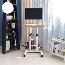 Standing hanging bedside household computer desk lazy mobile computer desktop adjustable office table