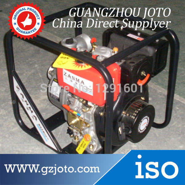 Pompe diesel d'irrigation agricole de ZM80KB-3D