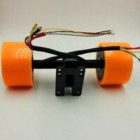 350W Electric Skateboard Sensored Wheel Hubs Motor Wheel Engine In wheel Hubs Motor for DIY Electric Long Board Roller Skate