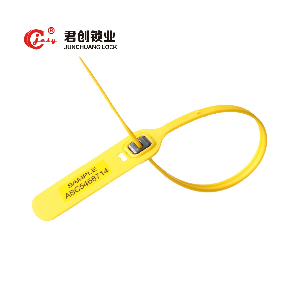 Jcsy Hot Sale Cable Tie Plastic Security Seals For Bank