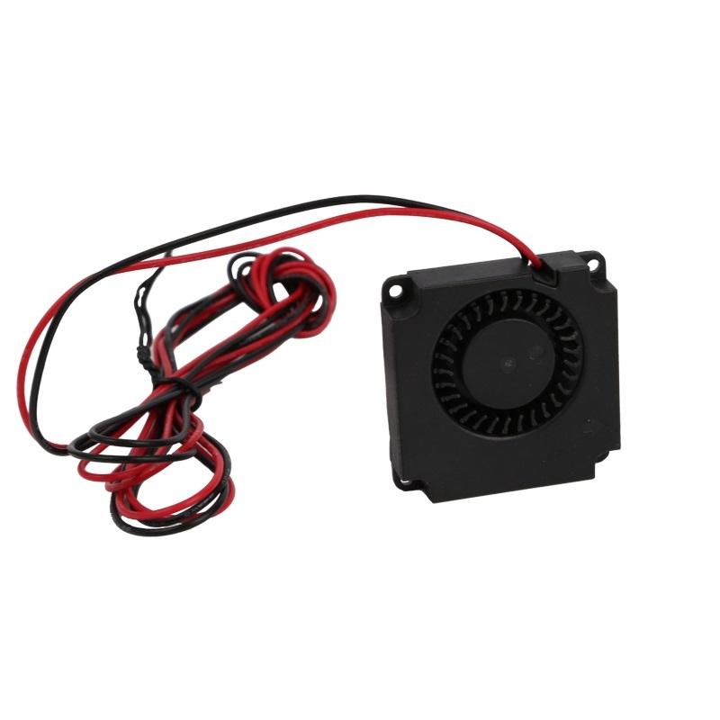 Creality 3D Printer Part 12V/24V DC <font><b>Blower</b></font> Fan <font><b>4010</b></font> 12V/24V Small Cooling Fan For CR-10S/Ender-3 3D Printer Part image