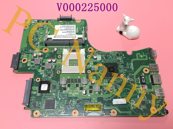 FOR TOSHIBA SATELLITE C655 LAPTOP MOTHERBOARD V000225000 6050A2355202 HM55