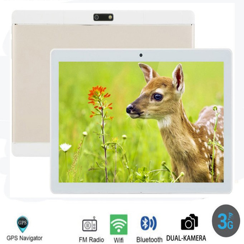 IBOPAIDA 10 inch Tablet PC 2G Tablet PC 32gb 3g Quad Core IPs HD Dual SIM GPS Android 7.0 цена