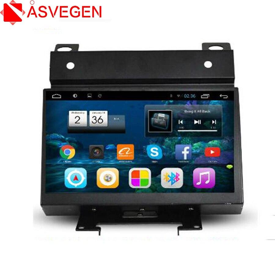 Asvegen Quad Core 7 ''Android 4.4 Multimédia De Voiture Pour Land Rover Freelander II 2007-2012 Avec 16 GB Nand Flash Wifi Navigation