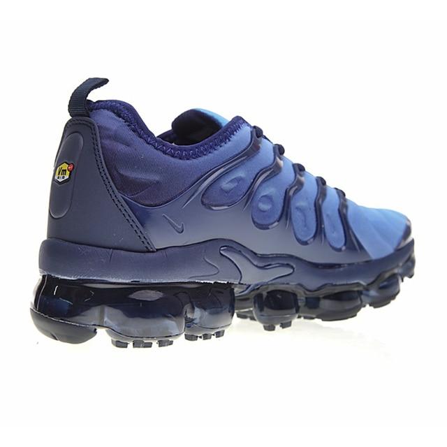 Nike Air Vapormax Plus TM Men's Breathable Running Shoes Sport Outdoor Sneakers Athletic Designer Footwear 2018 New 924453-401 2