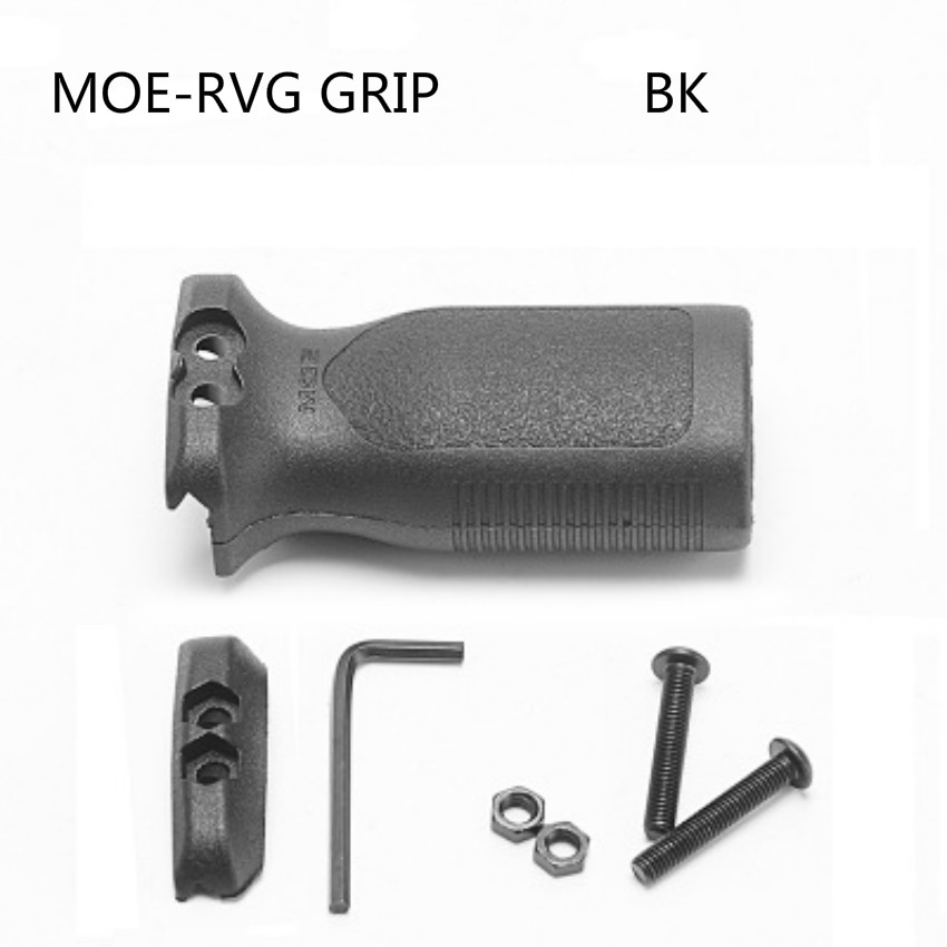 Outdoor Hunting MOE RVG Mag Grip Hunting Water Gun Adjustable Grip Toy Gun Accessories for Nerf Toy Gun Black/Tan-in Hunting Gun Accessories from Sports & Entertainment