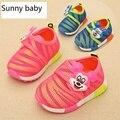 Precio especial Bebé zapatos casuales para niños y niñas zapatillas de deporte del muchacho de la Muchacha Encantadora de la Manzana 0-2 años