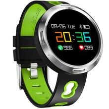 Смарт-браслеты Цвет ЖК-дисплей IP68 Водонепроницаемый смарт-браслет сердечного ритма Мониторы Фитнес трекер Приборы для измерения артериального давления для Iphone, Android