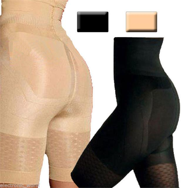 df8ffbede0 Free shipping TUMMY THIGH TRIMMER BODY SHAPER SLIMMING KNICKERS PANTS  STOMACH CONTROL TONE BUM