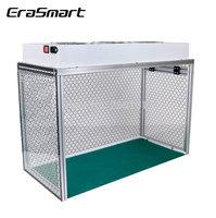 EraSmart Mini Dust Free Room Work Table Phone LCD Repair Machine Cleaning Room With Mat Tools