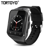 TORTOYO S8 Plus 3G WCDMA 1.54'' HD Quad Core Android 5.1 Smart Watch Phone 1G RAM 16G ROM GPS Wifi Camera Bluetooth Smartwatch