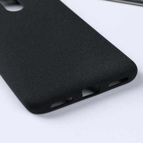 For Xiaomi Pocophone F1 Case Soft TPU Silicone Plain Matte Anit-knock Protective Shell Back Cover For Xiaomi Poco F1 Cases Bag Karachi