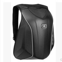 Free shipping OGIO fashion cycling backpack in the United States Carbon fiber shell tortoiseshell backpack