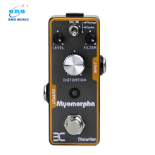 ENO guitar pedal  NEW Effect Guitar Pedal Myomor. Dist. TC-13 Myomorpha Distortion Classic distortion sound pedal