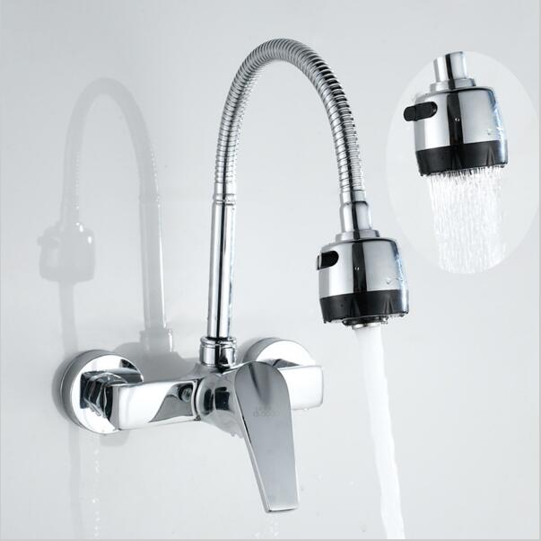 wall mounted kitchen faucet. . best single handle wall mount