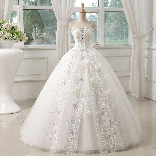 Real Pictures Cheap Wedding Gowns Latest Design 2015 Vestidos De ...