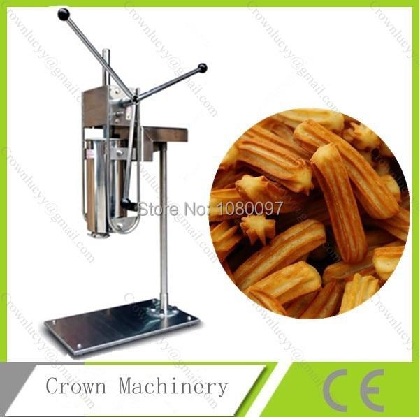 Hiszpania churros maker na sprzedaż; Churros maszyna do napełniania; maszyn, aby w churros; churros maszyna do produkcji w Roboty kuchenne od AGD na  Grupa 1