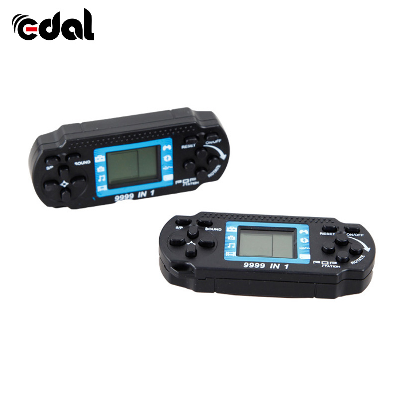 EDAL Portable Childrens Classic Game Players Tetris Kids Handheld Video Game Console Hand-held Gaming Consoles For PSP