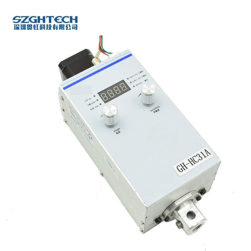 THC GH HC31 DC 24V nema 17 23 motor automatic arc voltage torch height controller plasma for CNC pasma cutter cutting