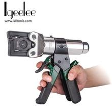 IGeelee HT-150 мини гидравлический кабель прессования инструменты(система безопасности внутри) для сжатия диапазон 4-150мм2 проводник