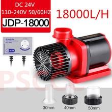 SUNSUN DC variabler frequenz wasser pumpe flow einstellbare tauch pumpe high lift fisch tank stille pumpe DCP DC JDP 18000