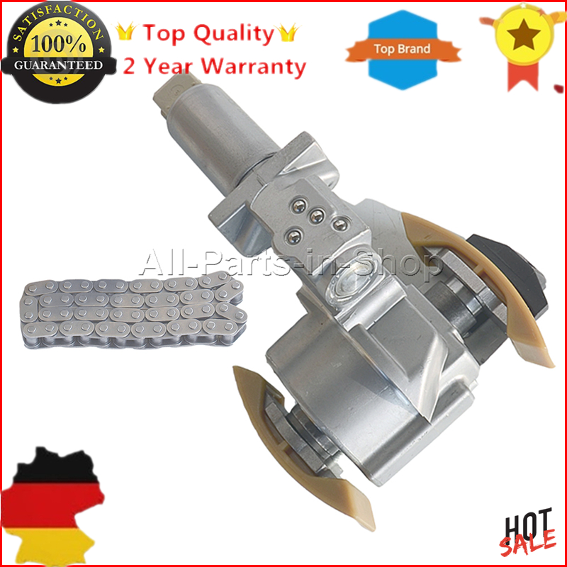 AP01 1 x Set Right Side Timing Chain Tensioner for Audi A6 S6 A8 S8 vw Phaeton Touareg 4.2L V8 077109088C E P  058109229B|timing chain tensioner - title=