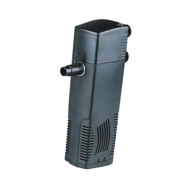 sunsun Aquarium filter aquarium filter built-in multi-function dual-use submersible aerator filter 220V Charcoal filter