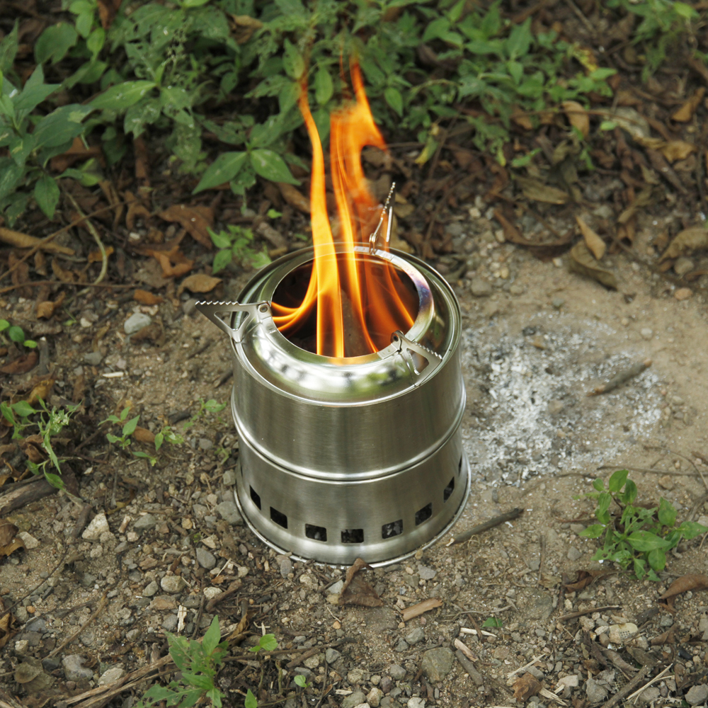 Aliexpress.com : Buy APG Outdoor wood gas wood burning stove ...