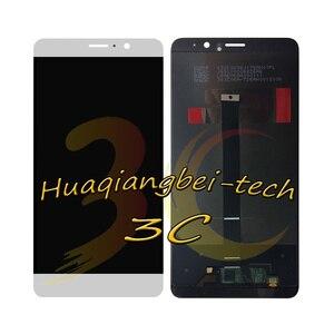 Image 5 - 5.9 New Đối Với Huawei Mate 9 MHA L09 MHA L29 Đầy Đủ LCD Hiển Thị + Màn Hình Cảm Ứng Digitizer Lắp Ráp 100% Thử Nghiệm Với theo dõi