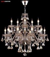 Современные хрустальный Свет Люстры, k9 хрустальные люстры светильник спальня столовая кристалл лампы люстры светильники