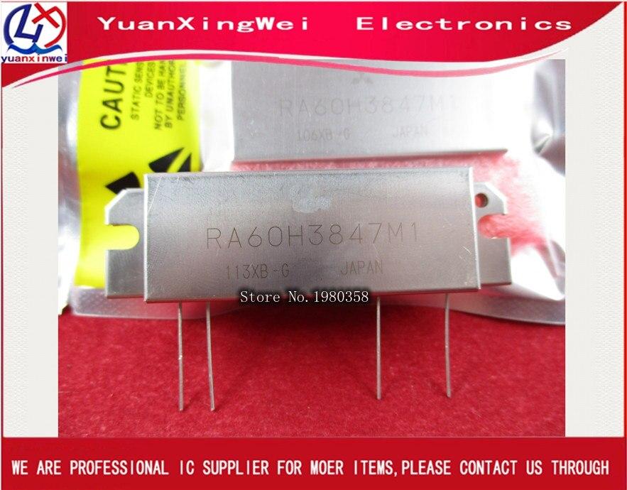 Free shipping 1pcs RA60H3847M1 RA60H3847M1A RA60H3847