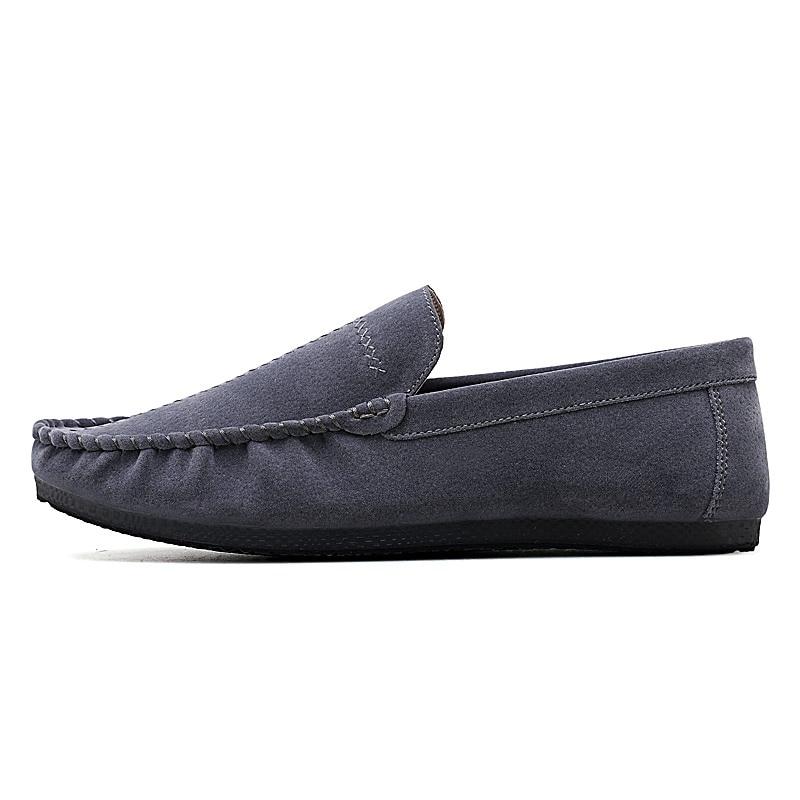 red Chaussures De Slip Pour Penny grey Lingge Mocassin Mocassins Hommes Conduite Sur Printemps Black Paresseux Gommino Mâle Casual brown khaki HzxgBq8